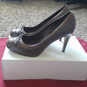 Cole Haan - Brown Casual Heels